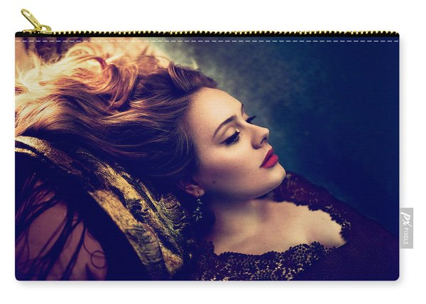 Adele Vogue Us Carry-all Pouch