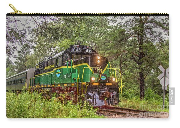 Adirondack Scenic Rr Engine 1845 Carry-all Pouch