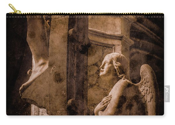 Paris, France - Adoring Angel Carry-all Pouch