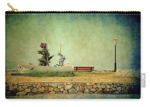 Aegean Sea Composition Carry-all Pouch