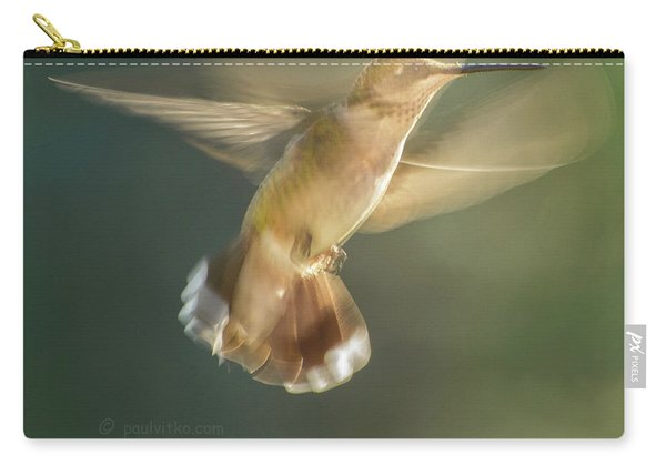 Aerial Dancing.... Carry-all Pouch