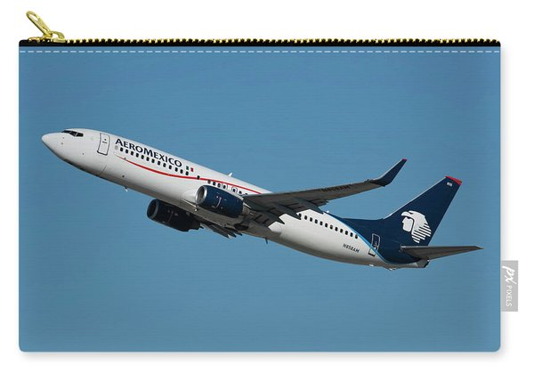 Aeromexico Boeing 737-800 Carry-all Pouch