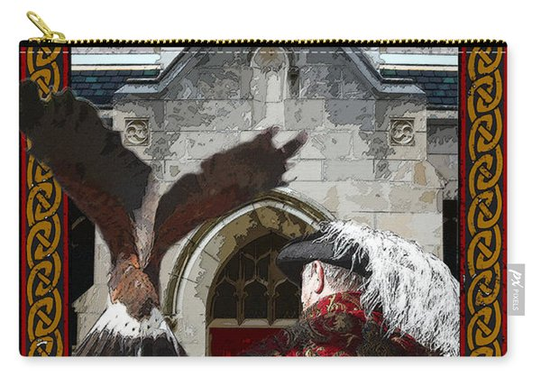 The Falconer Carry-all Pouch