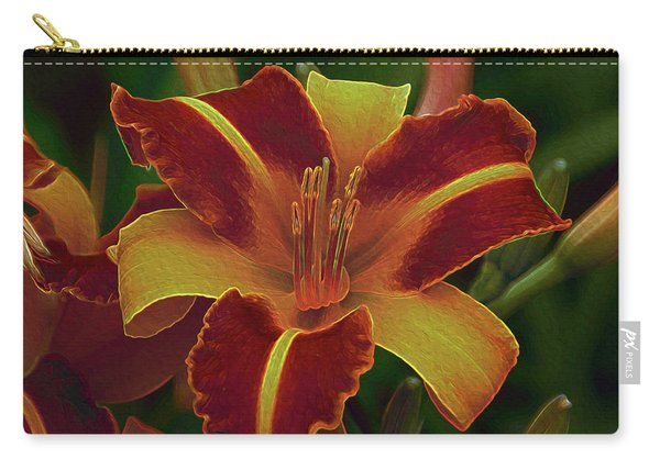 Aflame 4 Carry-all Pouch