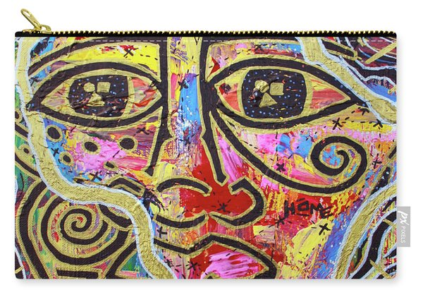 Africa Center Of The World Carry-all Pouch
