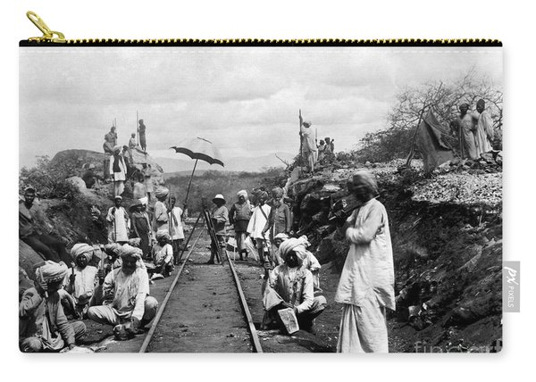 Africa: Railway, C1905 Carry-all Pouch
