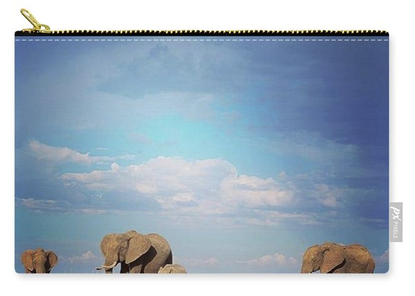 African Perfection Carry-all Pouch