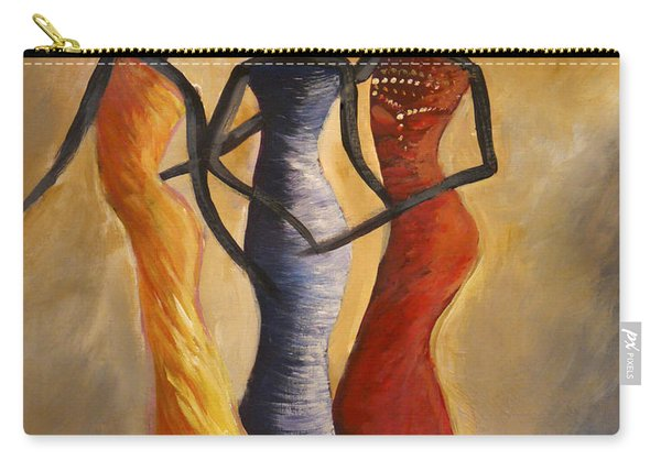 African Queens Carry-all Pouch