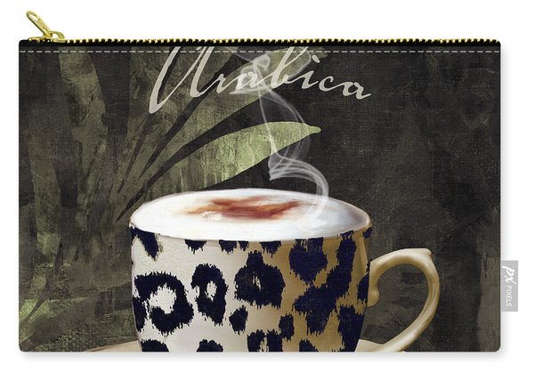 Afrikan Coffees IIi Carry-all Pouch