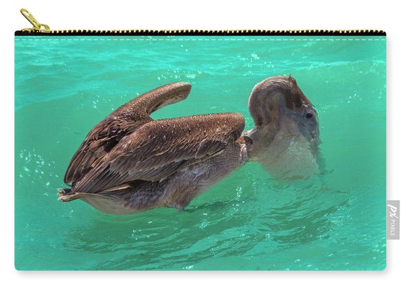 After The Dive Southern Most House Key West Carry-all Pouch