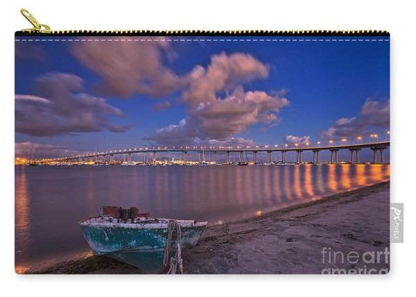 Carry-all Pouch featuring the photograph After The Rain by Sam Antonio Photography
