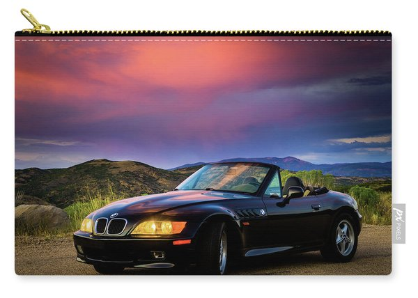 After The Storm - Bmw Z3 Carry-all Pouch