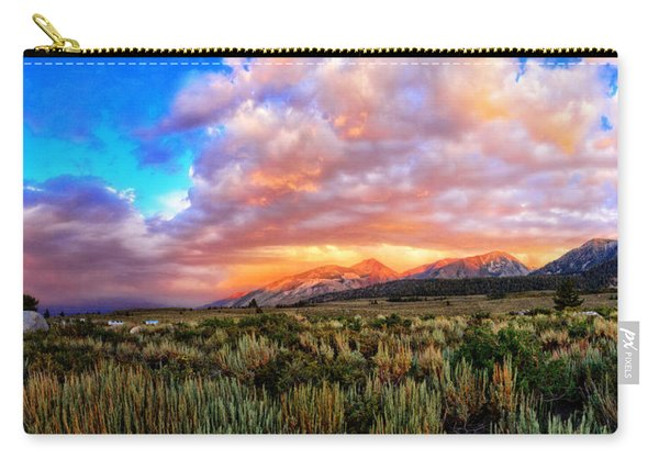 After The Storm Panorama Carry-all Pouch
