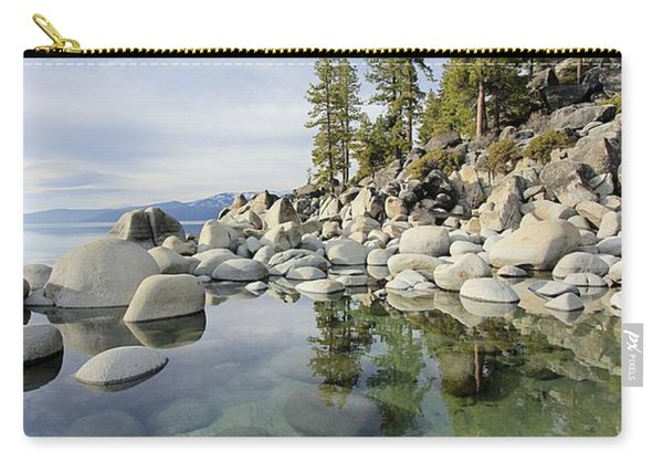 Carry-all Pouch featuring the photograph Afternoon Dream by Sean Sarsfield