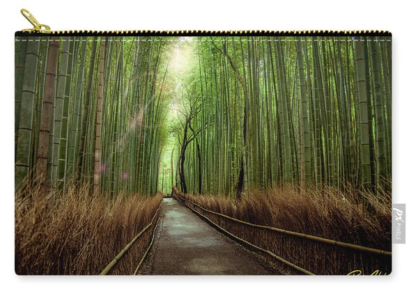Afternoon In The Bamboo Carry-all Pouch