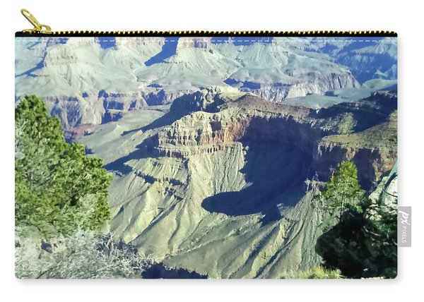 Afternoon View Grand Canyon Carry-all Pouch