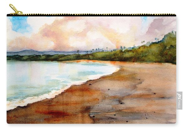 Aganoa Beach Savai'i Carry-all Pouch