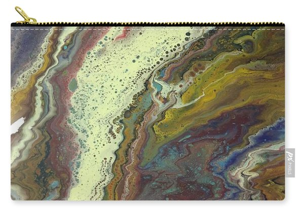 Agate Waterfall Carry-all Pouch