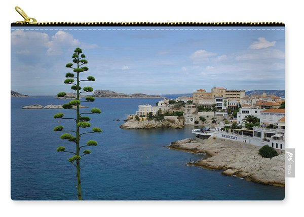 Agave At Corniche Carry-all Pouch