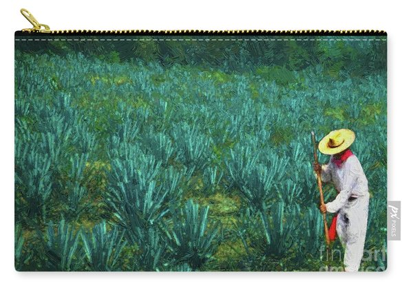 Agave Worker Carry-all Pouch