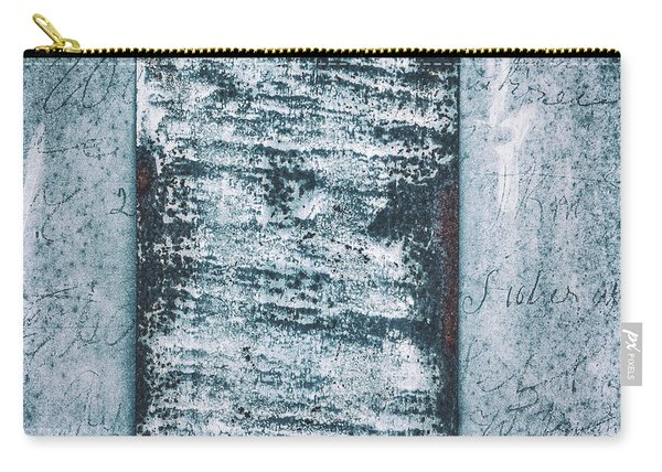 Aged Wall Study 2 Carry-all Pouch