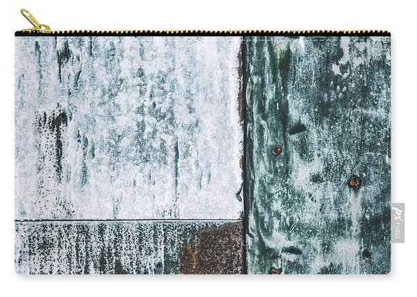 Aged Wall Study 4 Carry-all Pouch