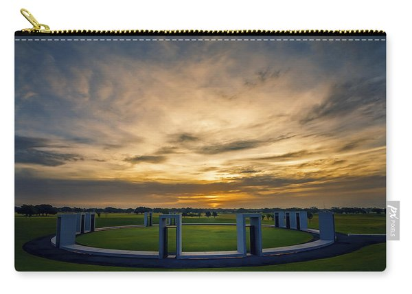 Aggie Bonfire Memorial Carry-all Pouch