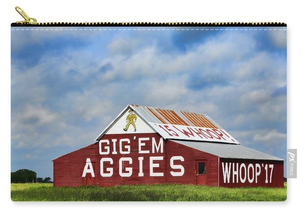 Aggie Nation Barn Carry-all Pouch