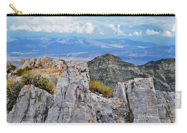 Aguereberry Point Rocks Carry-all Pouch