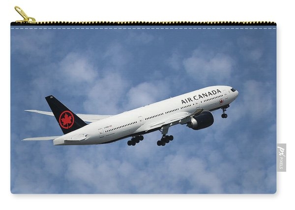Air Canada Boeing 777-233 Carry-all Pouch
