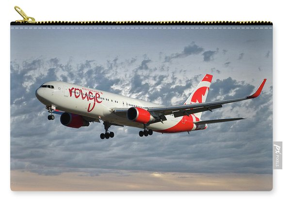 Air Canada Rouge Boeing 767-333 113 Carry-all Pouch