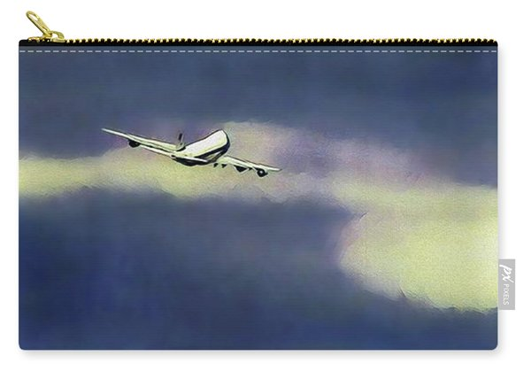 Air Force One - First Flight Carry-all Pouch