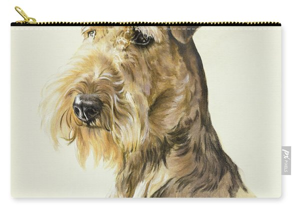 Airedale Carry-all Pouch