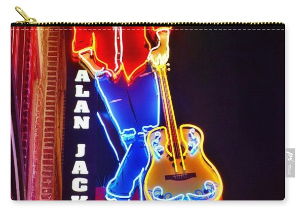 Aj's Good Time Bar Carry-all Pouch