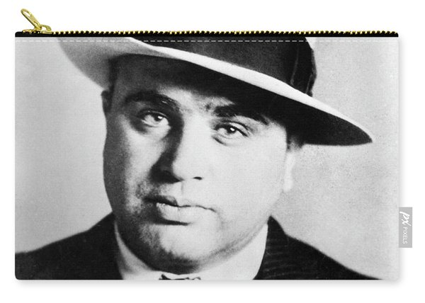 Al Capone Mugsot Carry-all Pouch