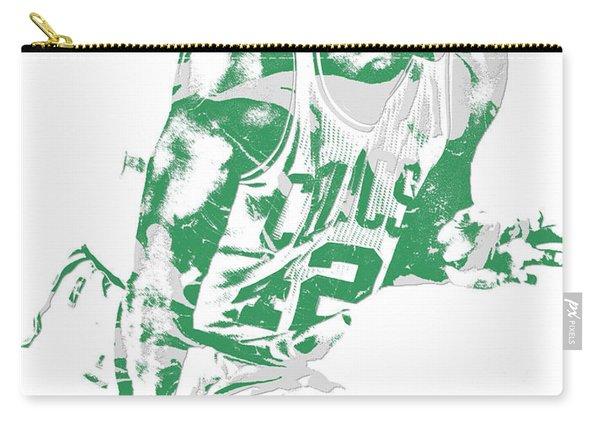 Al Horford Boston Celtics Pixel Art 5 Carry-all Pouch