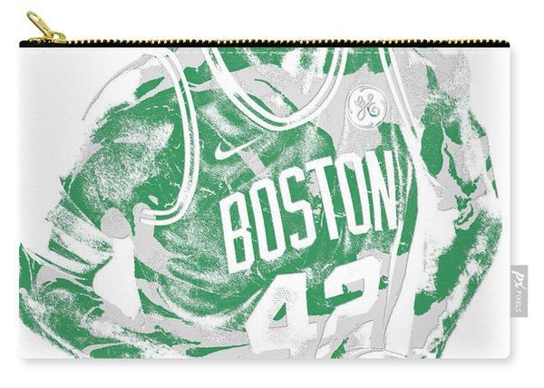 Al Horford Boston Celtics Pixel Art 6 Carry-all Pouch