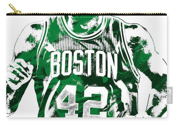 Al Horford Boston Celtics Pixel Art Carry-all Pouch