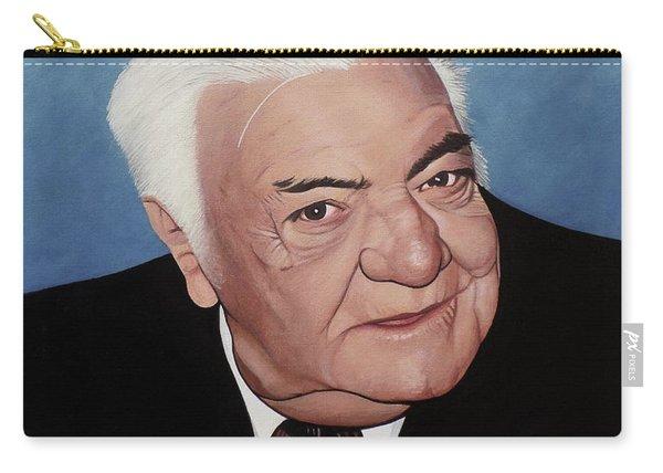 Elie Benyacar Aka Al Mucher Carry-all Pouch