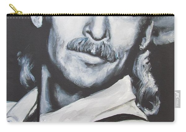 Alan Jackson - In The Real World Carry-all Pouch