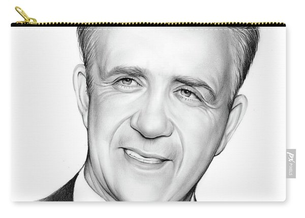 Alan Thicke 1947-2016 Carry-all Pouch