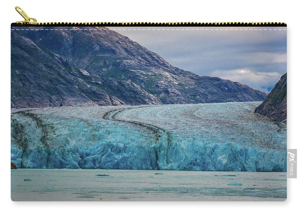 Alaska Glacier Carry-all Pouch