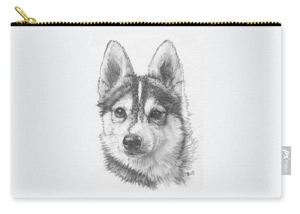 Alaskan Klee Kai Carry-all Pouch