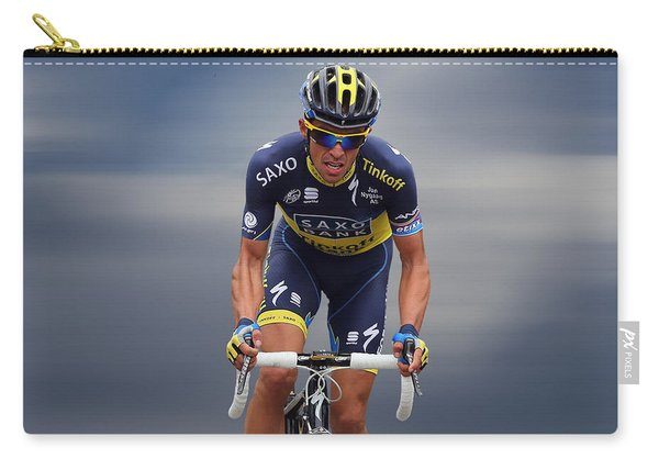 Alberto Contador 1 Carry-all Pouch