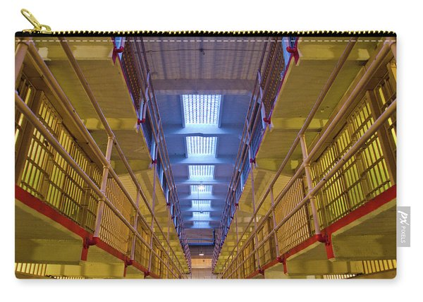 Alcatraz Federal Penitentiary Carry-all Pouch