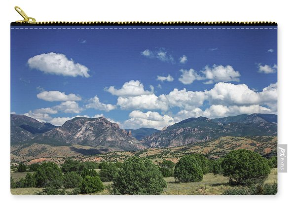 Aldo Leopold Wilderness, New Mexico Carry-all Pouch