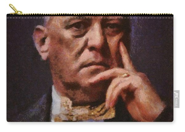 Aleister Crowley, Infamous Occultist Carry-all Pouch