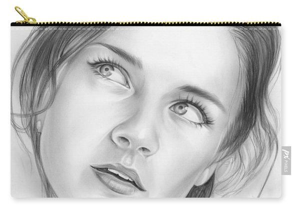 Alexis Bledel Carry-all Pouch