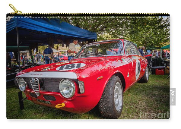 Alfa Romeo Sprint Gt Carry-all Pouch