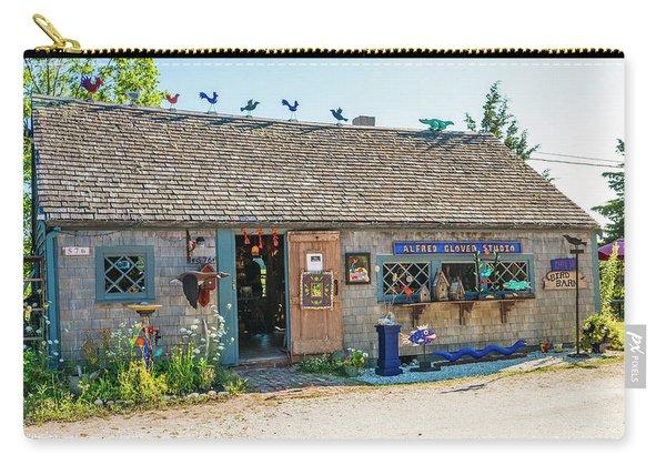 Alfie Glover's Bird Barn Carry-all Pouch